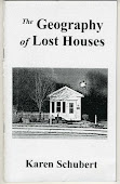 The Geography of Lost Houses (Pudding House)