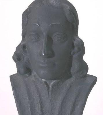 Spinozabeeld van J.A. Rädecker