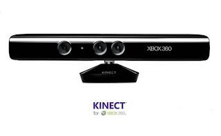 Ranking con los mejores gadgets del año 2010 - Kinect