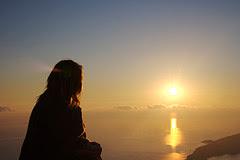 Ανατολή Ηλίου στην Ιθάκη