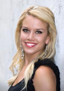 Miss America 2011 Pageant Winner