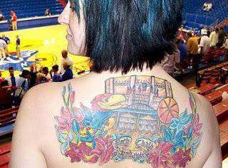 Kat Steward Tatto