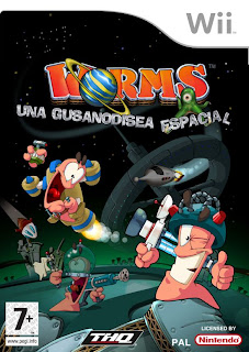 Worms: Una gusanodisea espacial