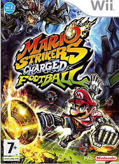 Mario Striker Football