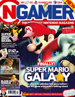 N Gamer Portada extranjera