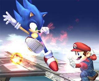 ¿Sonic o Mario?