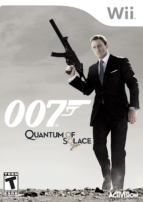 Quantum of Solace wii