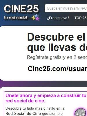Cine25