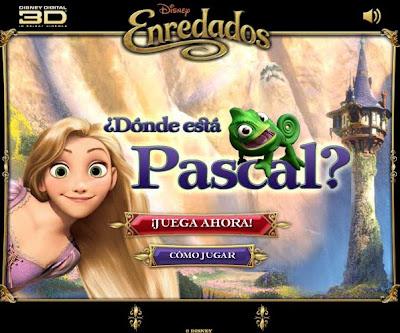 Enredados - Juego Pascal