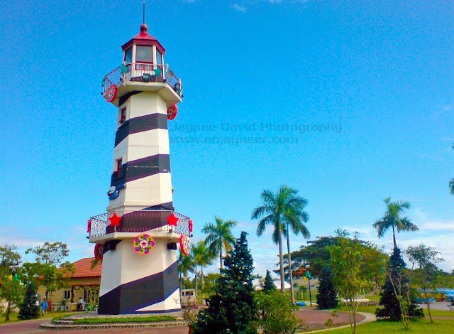 Lakeshore, Pampanga, Philippines, Lighthouse
