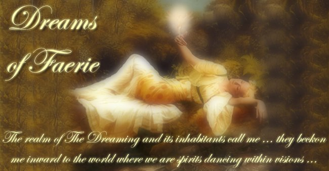 Dreams of Faerie