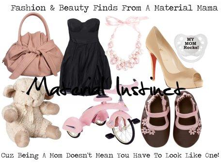 Material Instinct