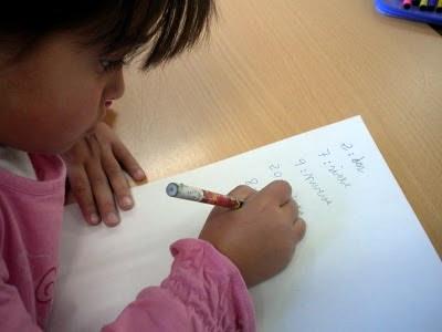 reglas ortográficas números