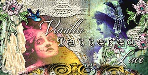Vanilla Tattered Lace- OPEN