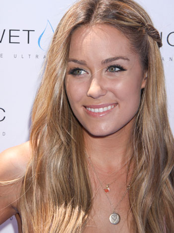 Lauren Conrad's Daytime Braided Hair Love of my life, Lauren Conrad.