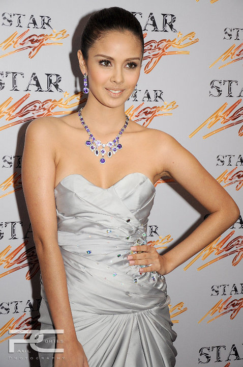 Noypistuff: Star Magic Ball 2010 : Megan Young (Pictures)