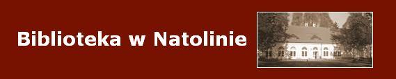 Biblioteka w Natolinie