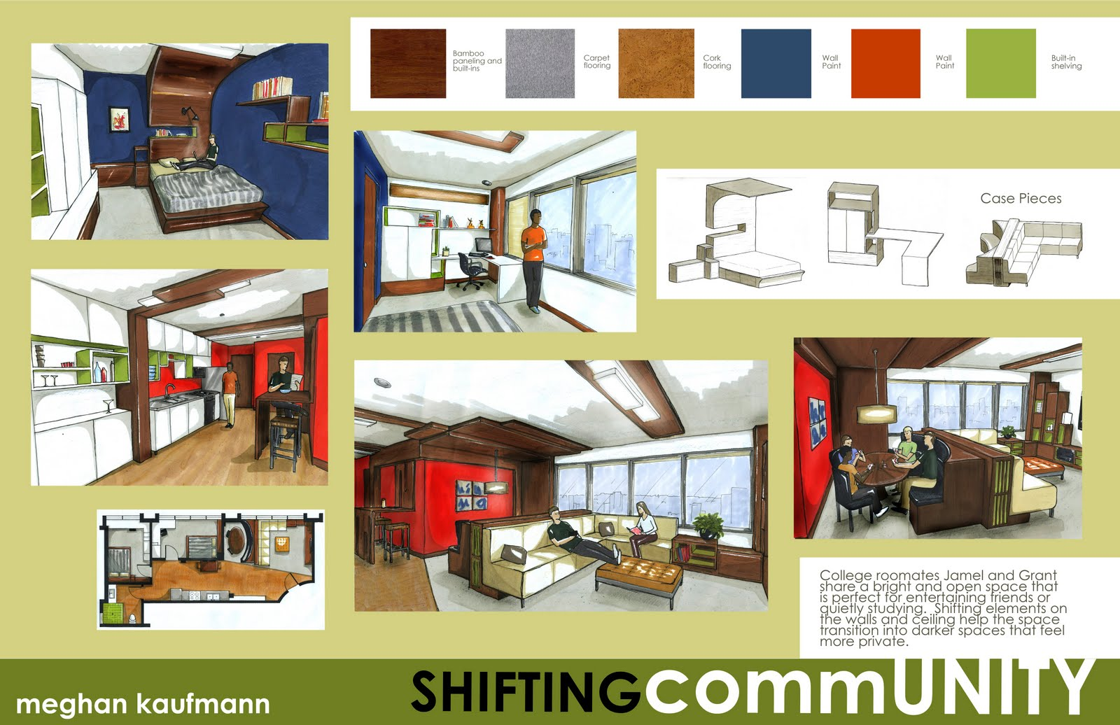 1000 images about boards presentations inspiration on - Interior design presentation layout ...