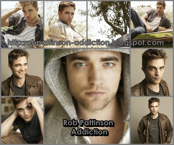 Rob Pattinson Addiction