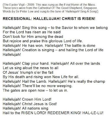 Welcome Hallelujah Christ Is Risen