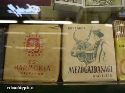 25 Harmonia szivarka, valamint kunkalap, magyar marha