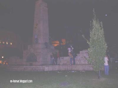 soviet statue memorial monument Budapest Hungary war II. second