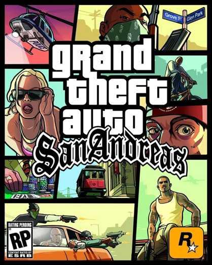 GTA San Andreas PC download [Torrent] GTA+_+San+Andreas+PC+DVD+Cover