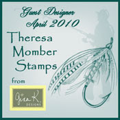 Guest Designer for Theresa Momber