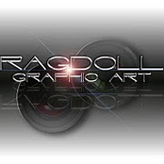 Ragdoll Graphic Art