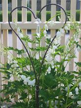 Trädgårdssmycken från Trådspira !