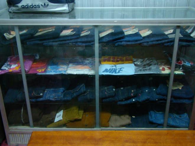 koleksi terbaik vintage levis deadstok