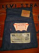 Vintage Levis circa 1945