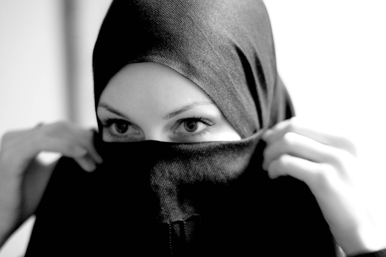 Hijab Fetish by cainadamsson an adult movie actress