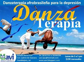 Danzaterapia afrobrasileña