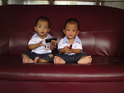 My Twin sons