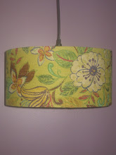 The Lampshades Below were custom orders