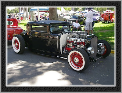 Stylish Chevy Hot Rod