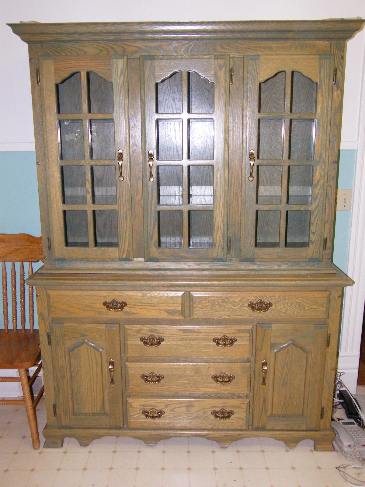 Kitchen China Cabinets Hutch