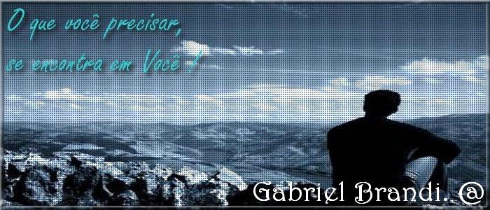 - Gabriel Brandi. @