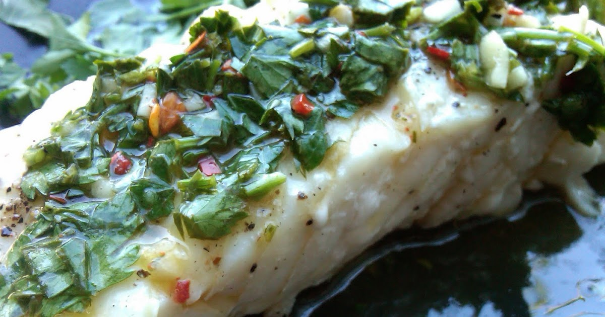 Nutrition as Nature Intended: Grilled Halibut with ...