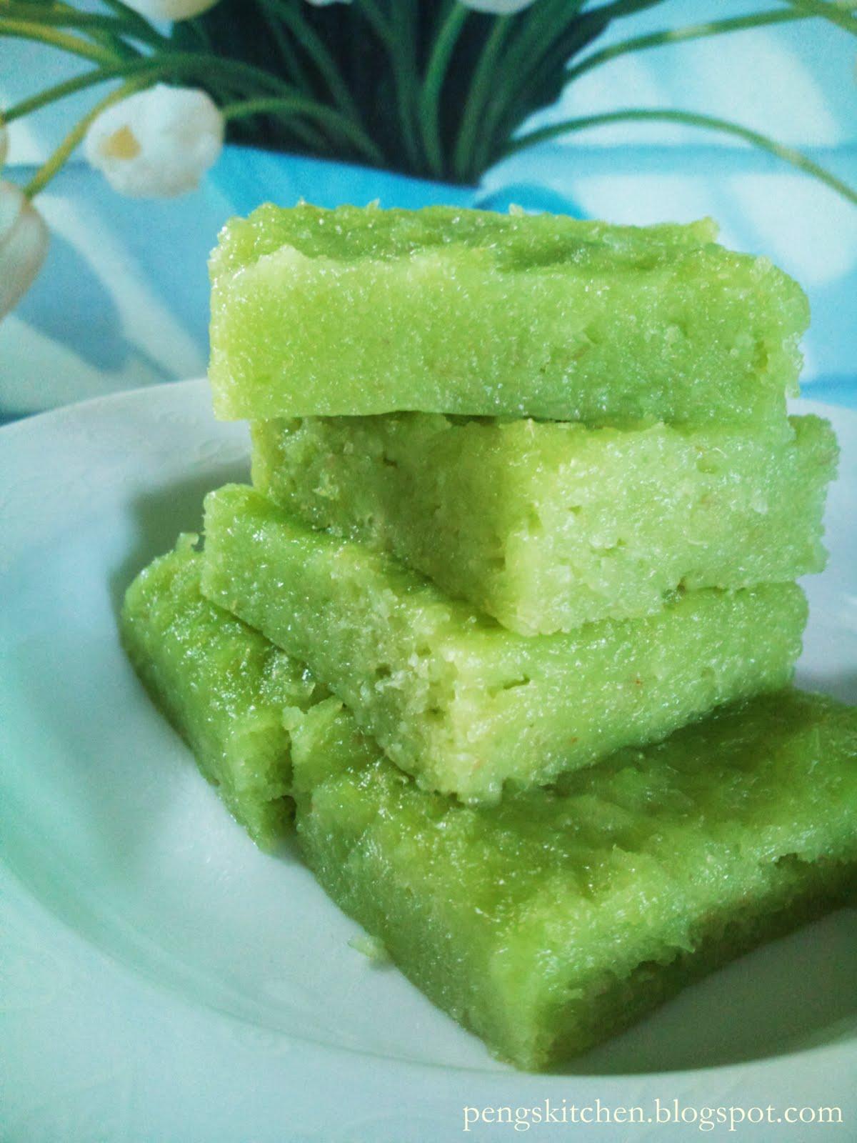 Tapioca Coconut Cake Recipe — Dishmaps