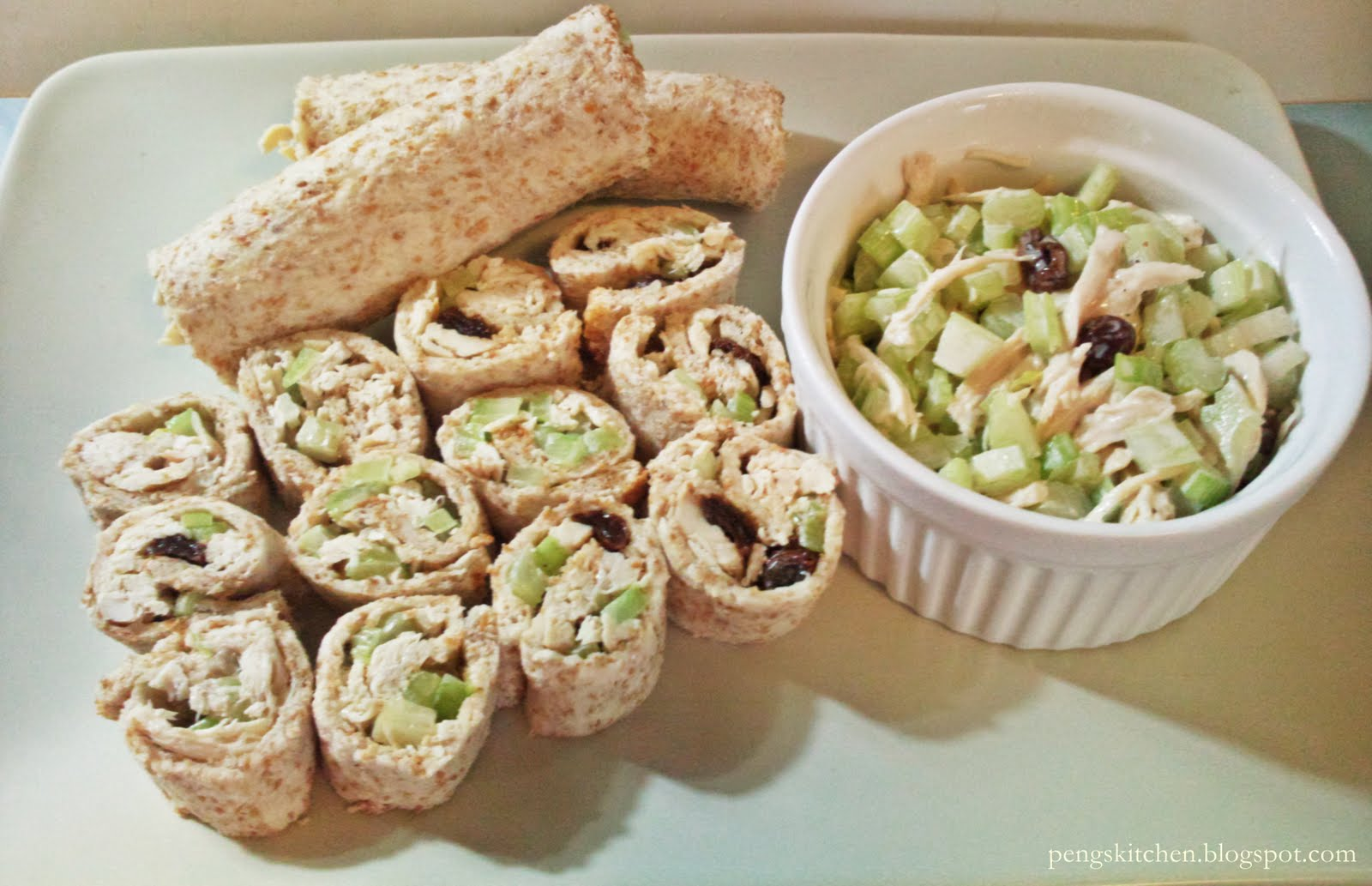 Chicken Pinwheels