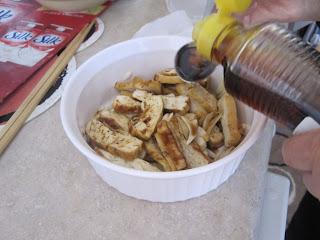 凉拌豆腐干 Tofu in Soysauce - 聽雪 - 健康、美食、生活网