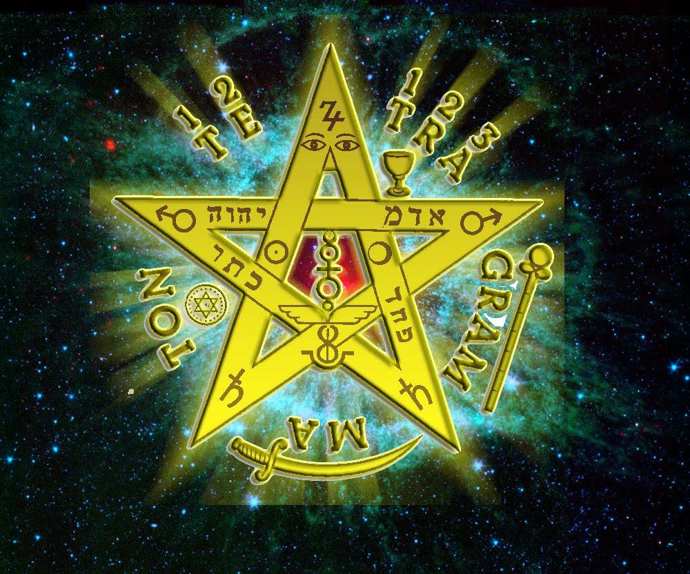 Esoterismo:  El Pentagrammaton o Tetragrammaton Fotoblo_9+copia