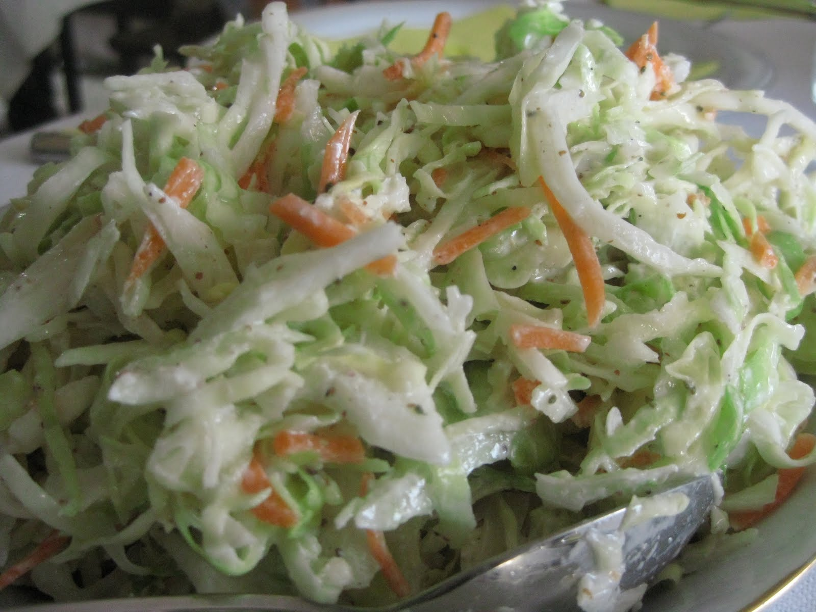Andrea The Kitchen Witch: Coleslaw