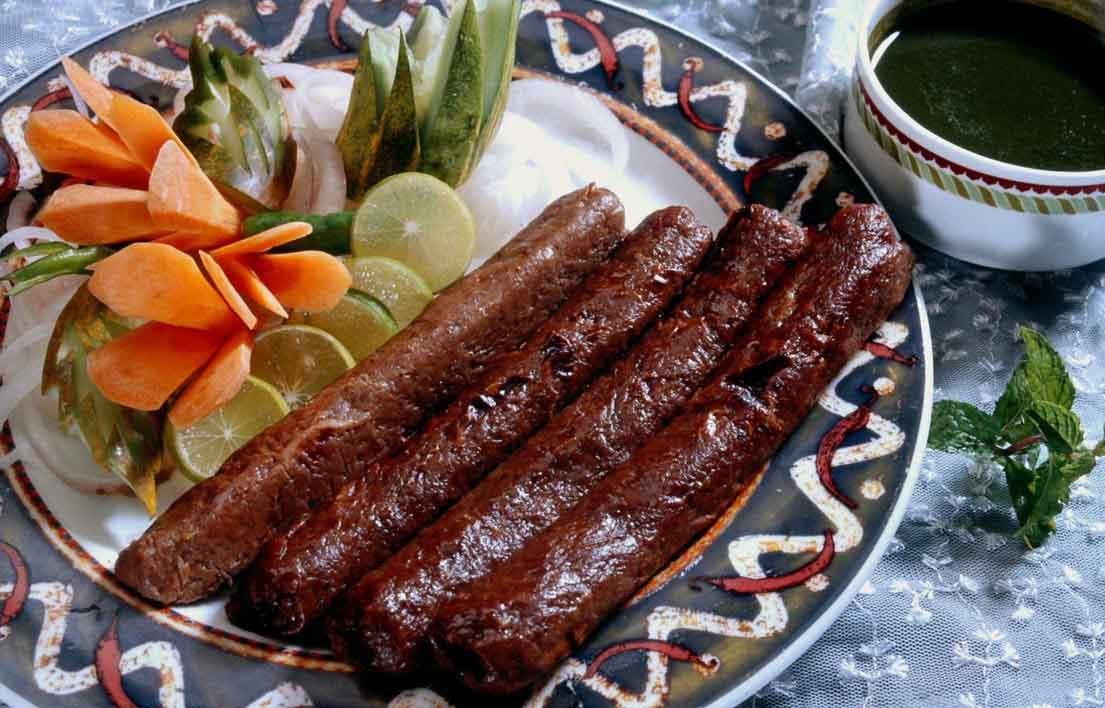 TasteSaviours - Kakori Kebab