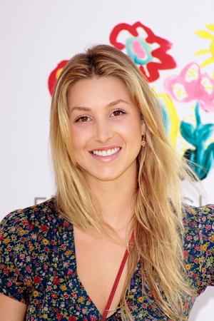 whitney port hair. whitney port hair up.