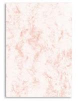 invitacion en papel marmol