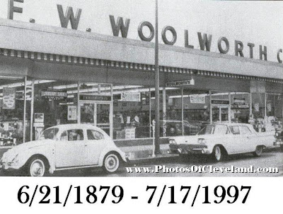 Remember Woolworth's Department Store