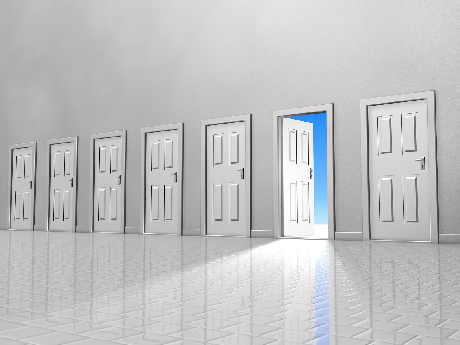 Open and closed doors quotes quotesgram for 0pen door